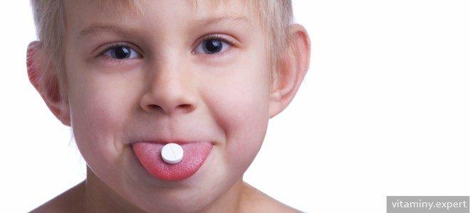 Миниатюра к статье Детская линейка витаминов Компливит