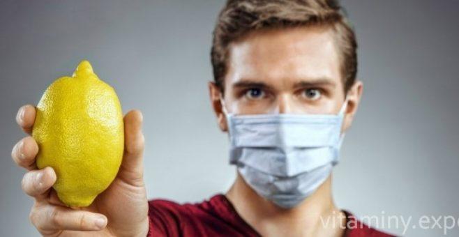 Миниатюра к статье В чем польза витамина С при простуде?