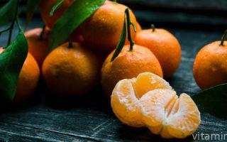 Миниатюра к статье Какие витамины содержатся в мандаринах и чем полезны эти цитрусовые?