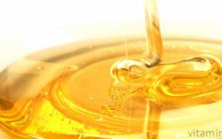 Миниатюра к статье Витаминно-минеральный состав меда и его польза для организма