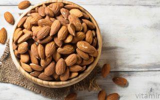 Миниатюра к статье Что содержится в миндале: витаминный и минеральный состав