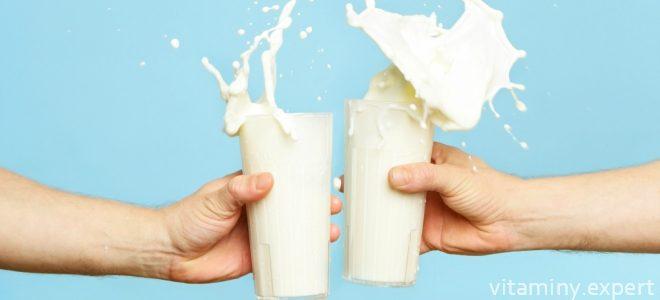 Миниатюра к статье Какие витамины содержатся в молоке коров и коз