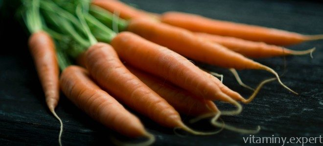 Миниатюра к статье Морковь: ее витаминный и минеральный состав