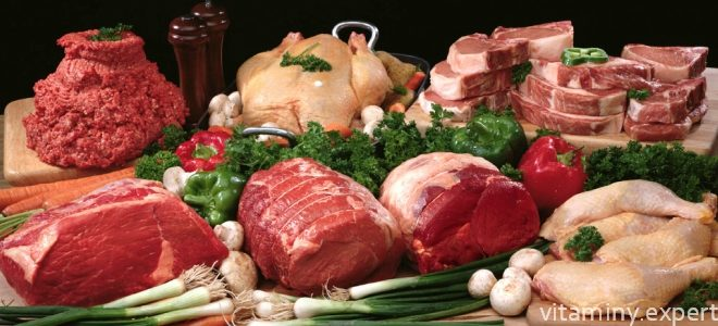 Миниатюра к статье Какие полезные вещества содержатся в мясе разных видов