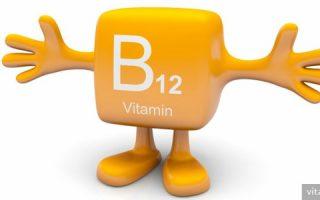 Миниатюра к статье Причины, признаки и устранение недостатка витамина В12