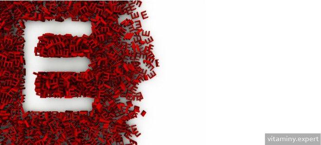Миниатюра к статье Симптомы недостатка витамина Е и способы борьбы с авитаминозом