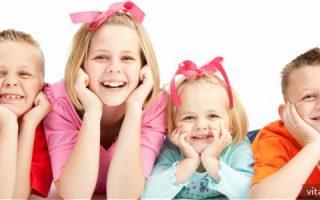 Миниатюра к статье Витамины Пиковит для детей разных возрастов