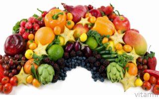 Миниатюра к статье В каких фруктах, овощах и ягодах содержится больше всего витамина С