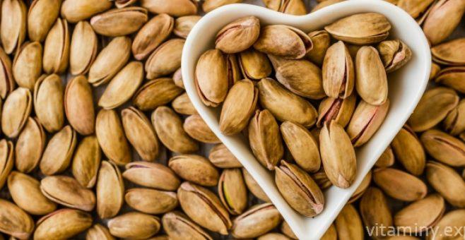 Миниатюра к статье Какие витамины и минералы содержатся в фисташках