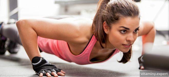 Миниатюра к статье Лучшие спортивные витамины для женщин