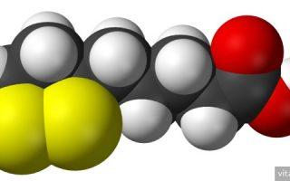 Миниатюра к статье Чем полезна тиоктовая кислота