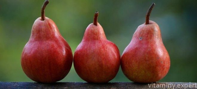 Миниатюра к статье Какие витамины и минералы содержатся в груше