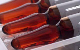 Миниатюра к статье Инструкция по применению препаратов цианокобаламина