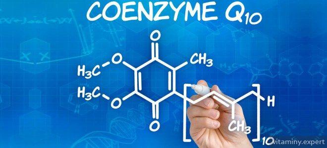Миниатюра к статье Убихинон. Какую роль в организме играет коэнзим Q10?