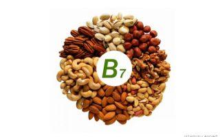Миниатюра к статье Для чего нужен витамин В7 организму и в каких продуктах он содержится?