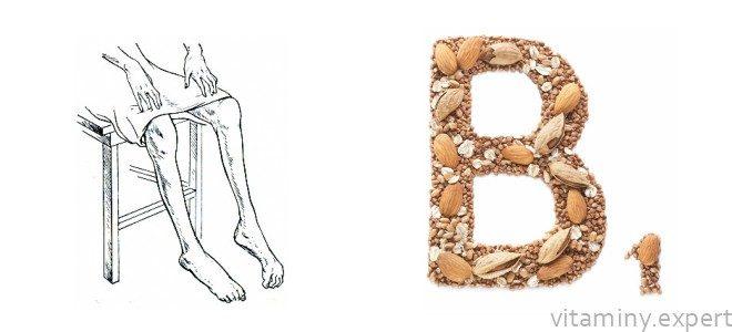 Миниатюра к статье При дефиците какого витамина развивается болезнь бери-бери?
