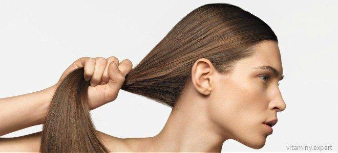Миниатюра к статье Как использовать витамин Е для роста и оздоровления волос