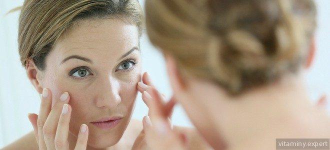 Миниатюра к статье Как работает витамин Е против морщин?