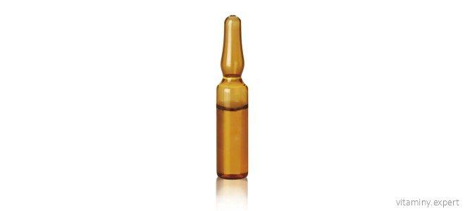 Миниатюра к статье Использование витамина Е в ампулах