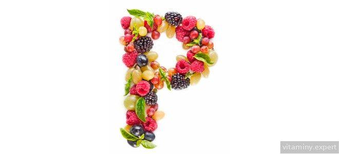 Миниатюра к статье Какие функции выполняет витамин P?