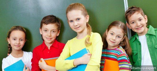 Миниатюра к статье Лучшие витаминные комплексы для детей 10 лет