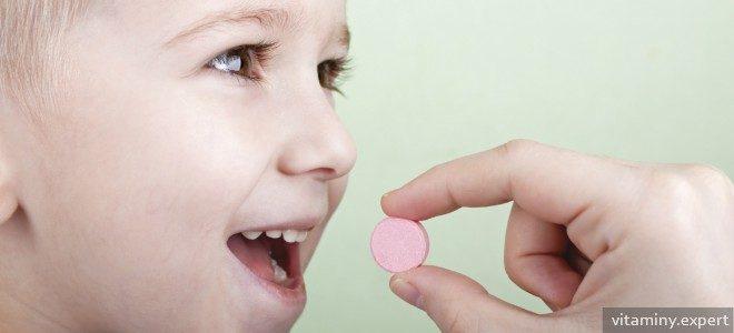 Миниатюра к статье Когда ребенку нужны витамины для иммунитета и как выбрать подходящие