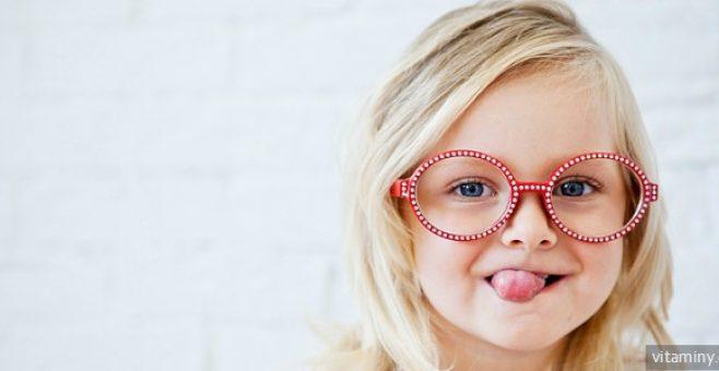 Миниатюра к статье Какие витамины полезны для зрения ребенка?