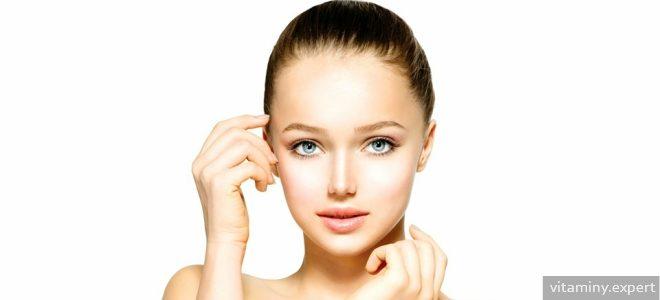 Миниатюра к статье Витамины, благотворно влияющие на кожу