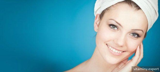 Миниатюра к статье Какие витамины важны для кожи лица?