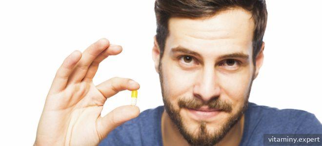 Миниатюра к статье Планирование беременности не только для женщины: какие витамины принимать мужчинам?