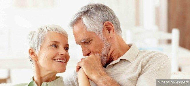Миниатюра к статье Какие витамины необходимы пожилым людям