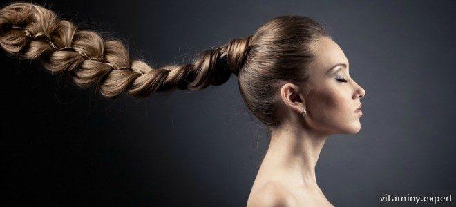 Миниатюра к статье Витамины, способные ускорить рост волос