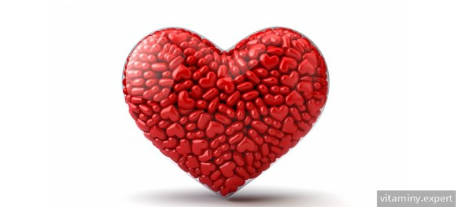Миниатюра к статье Витаминные комплексы для сердца и сосудов