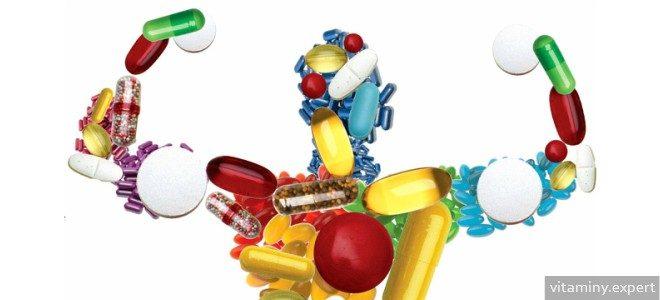 Миниатюра к статье Витамины, которые нужно принимать при занятиях спортом