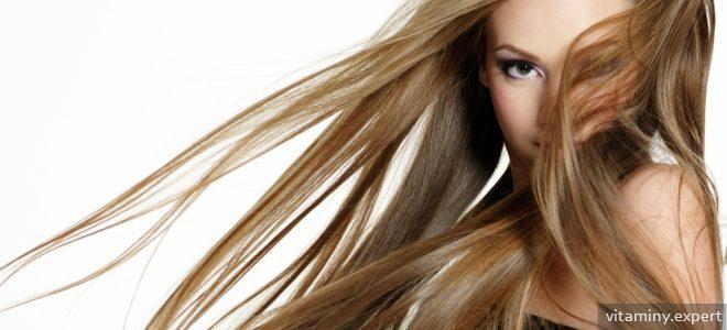 Миниатюра к статье Лучшие витамины для волос