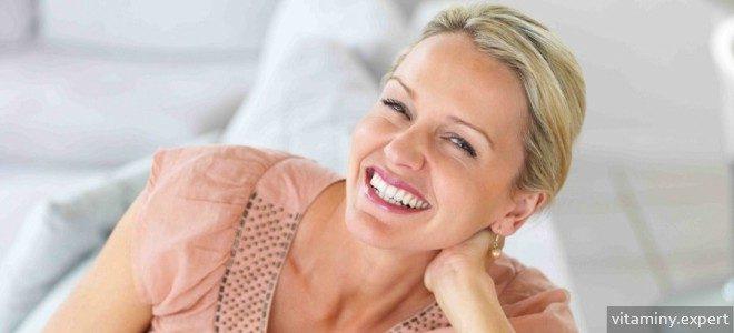 Миниатюра к статье Витамины, необходимые женщинам после 45