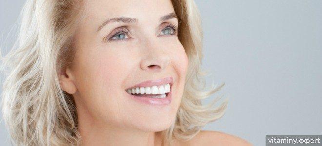 Миниатюра к статье Витамины и комплексы для женщин после 40