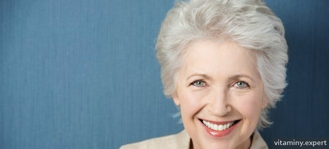 Миниатюра к статье Витамины и минералы, необходимые для женщин после 60 лет