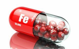Миниатюра к статье Какие витамины нужно пить женщинам, чтобы устранить нехватку железа в организме