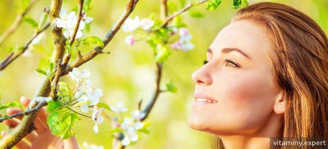 Какие витамины попить весной женщинам