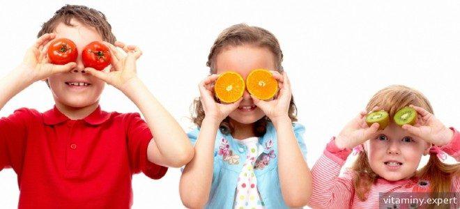 Миниатюра к статье Разнообразие витаминов Витрум для детей
