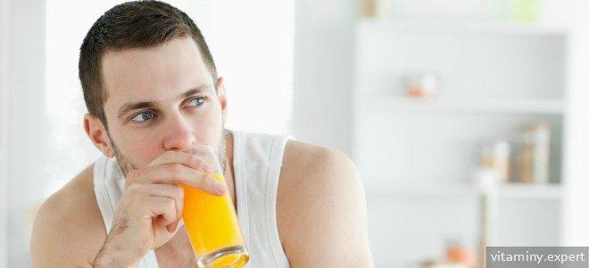 Миниатюра к статье Какие витамины Витрум подходят для мужчин?