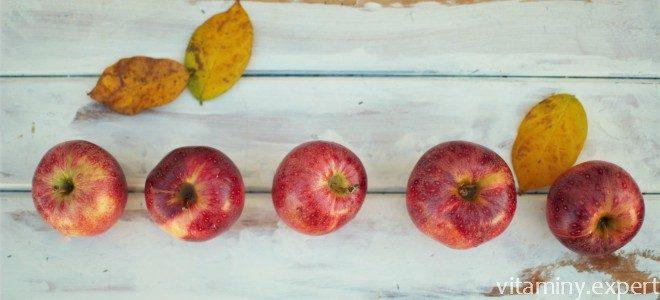 Миниатюра к статье Какие витамины можно найти в яблоках?