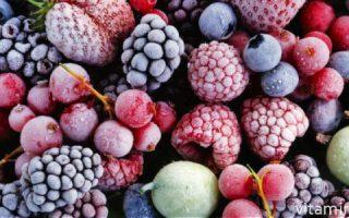 Миниатюра к статье Сохраняются ли витамины в ягодах после заморозки?