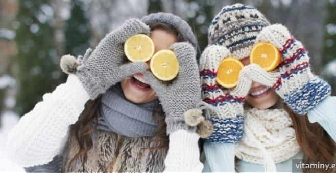 Миниатюра к статье В каких витаминах мы особенно нуждаемся зимой?